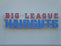 Big League Haircuts