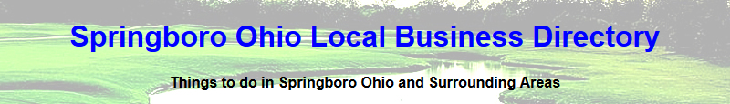 Springboro Ohio Business Directory